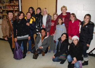 Au pairs and Host Family