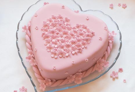 The Heart Cake for my Host Mother Go Au Pair ...