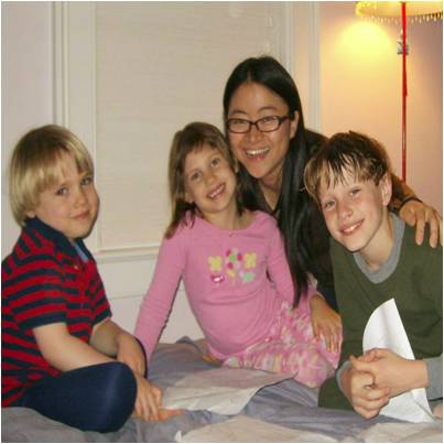 Au pair bucks county