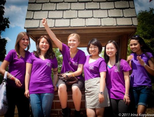 Go Au Pair volunteering at FRUA-10