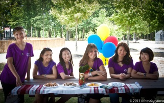 Go Au Pair volunteering at FRUA-15-2