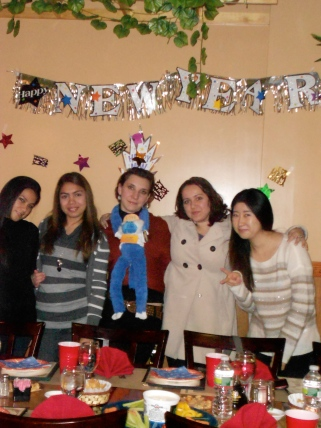 Au Pairs party Bucks County