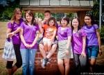 Go Au Pair volunteering atFRUA-14