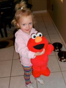 Juliana and kid1