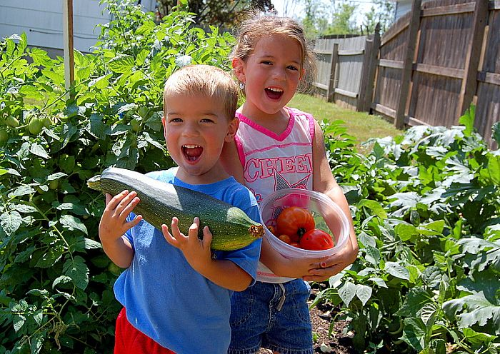 kids-garden