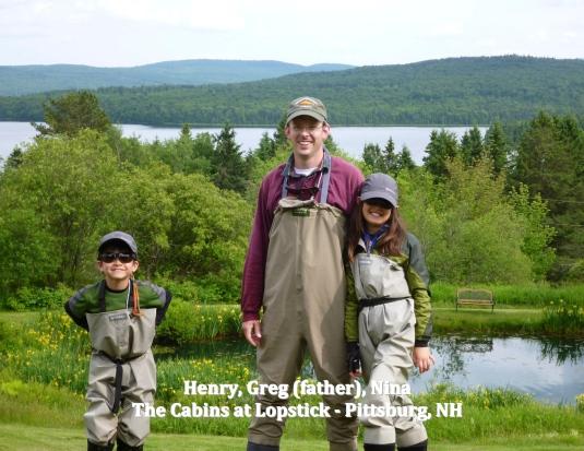 Henry Greg Nina fly-fishing June-2011