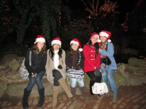 Au Pairs at Peddlers village