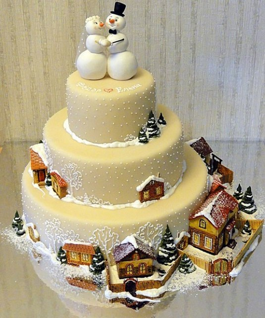 Aupair  holiday cake