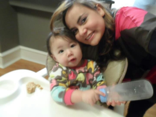 Experiensed Au Pair from Colombia