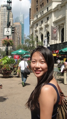 Au Pair from China
