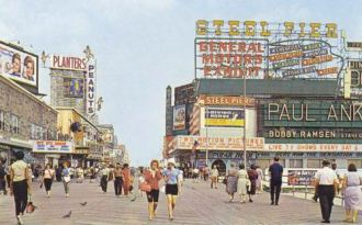 Steel Pier - Atlantic City