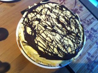 Au Pair's cake