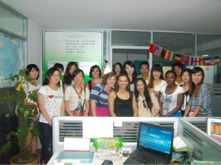 My Au Pair friends in China