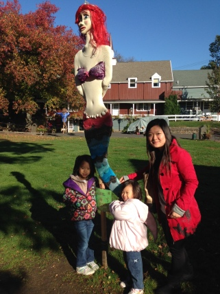 Aupair  at Peddler's village