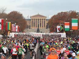 volunteering Philadelphia Marathon