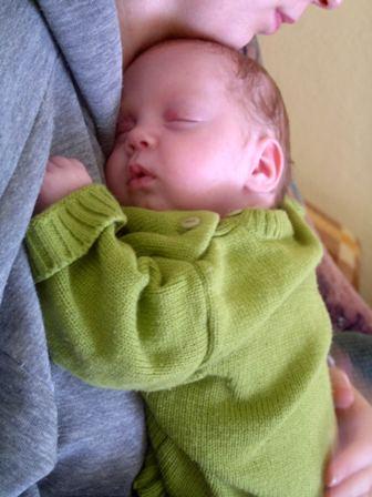 Au Pair_Holding_Child