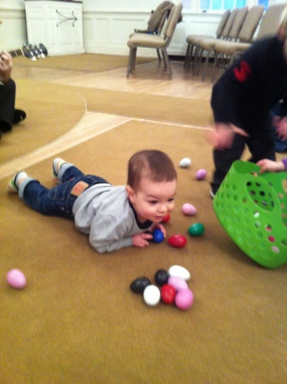 Host child and  Au Pair class
