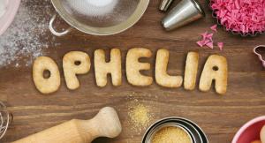 Au Pair Ophelia cookies