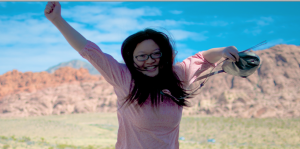 Au Pair Ophelia red rock canyon