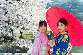 Au Pairs event,  Sakura Sunday
