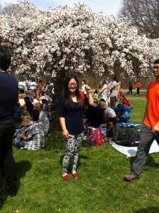Au Pair Ophelia Sakura sunday