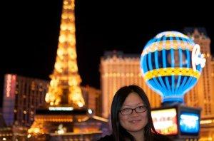 Au Pair Las Vegas strips
