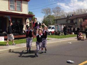 Go Au Pair in Newtown Day Fest