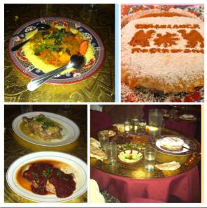 Au Pair food