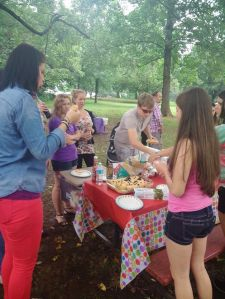 Au Pair Bucks County event