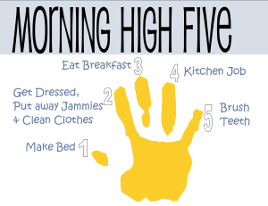 Morning-High-Five