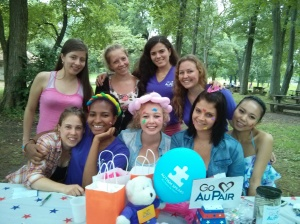 Go Au Pair Bucks County fundraising