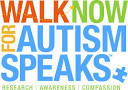 Au Pairs walk 2014