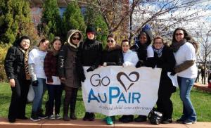 Go Au Pair Team