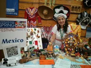 Go Au Pair at the International festival Mexico