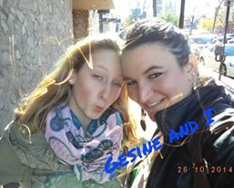 Au Pair from S. Africa