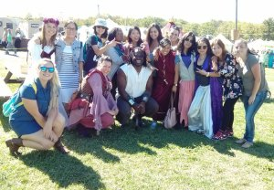 The Village Renaissance Fair, 2015