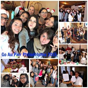 2015 Au Pair party