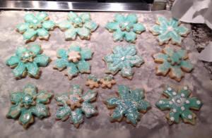 Au Pair amber cookies