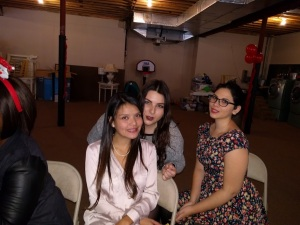 Au Pair Christmas party 14