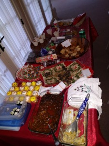 Au Pair Christmas party 18