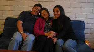Au pair from Colombia Pau