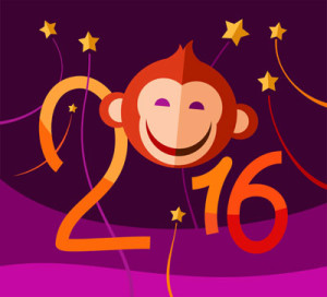 2016-New-Year-Red-Monkey