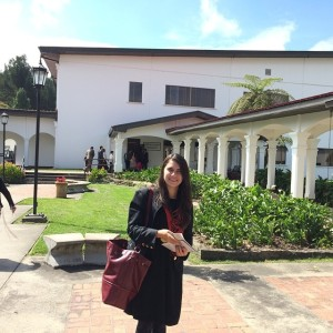 Au Pair from Colombia Karen 2