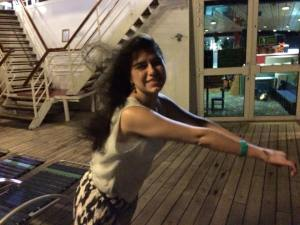 Au Pair from Colombia Karen