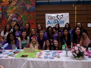Go Au Pair volunteer