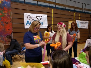 Go Au Pair volunteer 2016 ISF 2