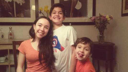 Au Pair from Mexico Marne