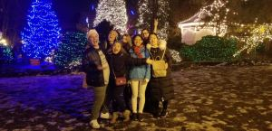 Au Pair Christmas Bucks County