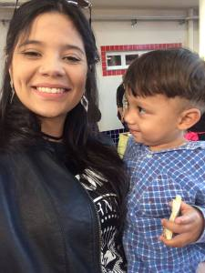 Au Pair from Brazil